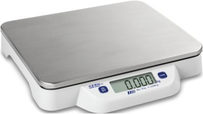 Platformweegschaal ECB 20K20, 20 kg weegbereik