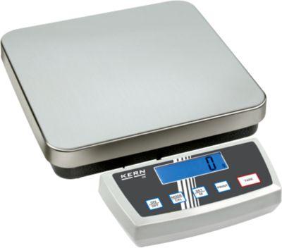 Platformweegschaal precisie-aanduiding DE6 K1 D, 6 kg weegbereik