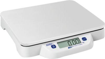 Platformweegschaal, weegbereik max. 20 kg, kunststof