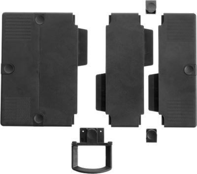 Platten-Erweiterungsset, für Telefonarm, anthrazit