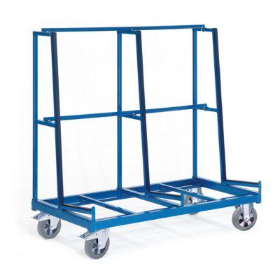 Plattenwagen mit einseitiger Auflagefläche, 2080 x 880 mm