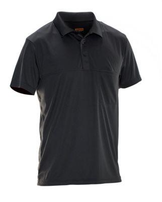 Polo Spun Dye schwarz L