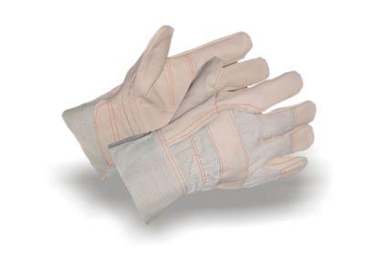 Polsterleder-Handschuh