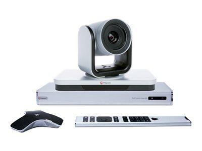 Poly RealPresence Group 500-720p with EagleEye IV 4x Camera - Kit für Videokonferenzen