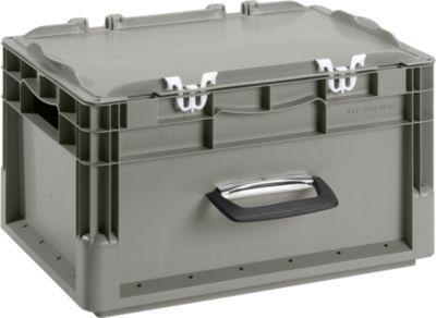 Polypropeen koffer ELB 4220 grijs