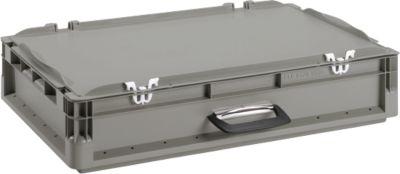 Polypropeen koffer ELB 6120 grijs