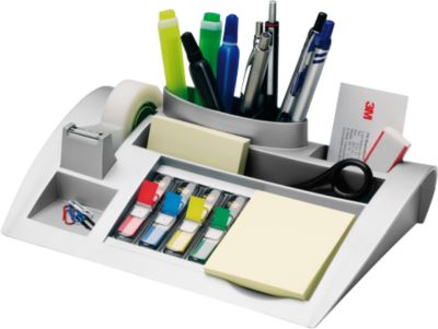 Post-it® desk organizer, stuk