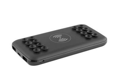 Powerbank Metmaxx FutureBank8, USB & Micro-USB, 8.000 mAh, inkl. Saugpad + Kabel, Werbedruck