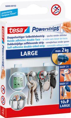 Powerstrips tesa® Large, 10 stuks