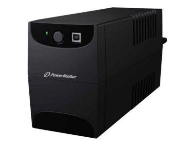 PowerWalker VI 850 IEC - USV - 480 Watt - 850 VA