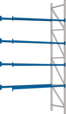 PR350- aanbouwsectie, 1800 x 1050 x 4700 mm, lengtebalken