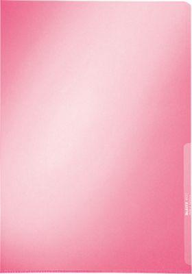 Premium folderhoezen, rood, 100st.