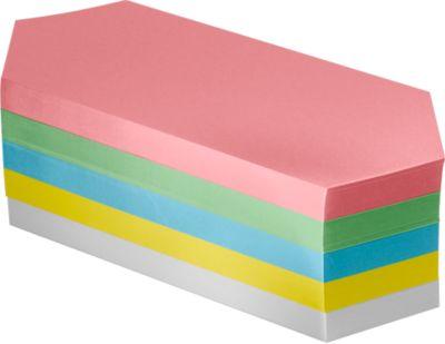 Presentatiek. wybertruit, 5x50 vel, gel.