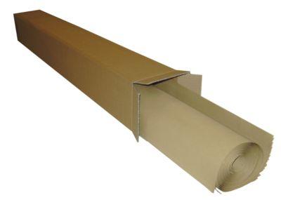 Presentatiepapier, 1400 x 1180 mm, bruin, 100 st.