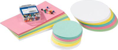 Presentatieset, 360 kaarten + 200 pinnen