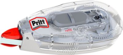 Pritt Korrektur Refill Roller Flex, Push & Pull Funktion, 4,2 mm Breite
