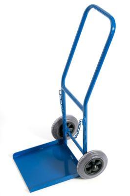 Propangasflaschenroller, Vollgummi-Reifen