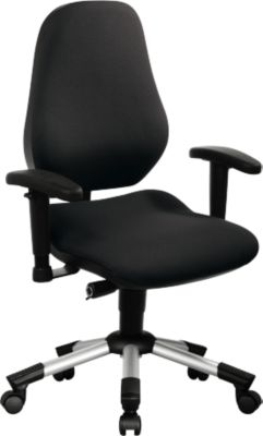 Prosedia LEANOS IV S bureaustoel, met armleuningen