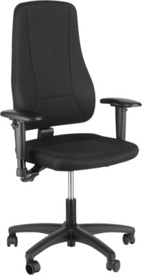 Prosedia YOUNICO Plus 3 bureaustoel, zonder armleuningen, blauw