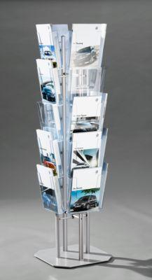 Prospektständer 20 x DIN A4