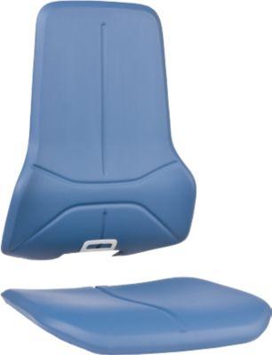 PU-Schaum-Polster für Basisstuhl Neon, blau