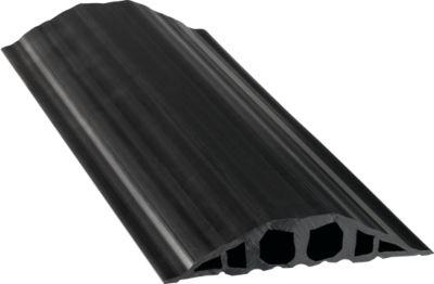 PVC-Industriekabelbrug, zwart, 1.5m