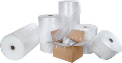 Qbubble® Luftpolsterfolie, 2-lagig, 1,2 x 50 m, 1 Rolle