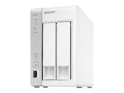 QNAP TS-231P2 - NAS-Server - 28 TB