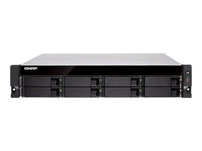 QNAP TS-877XU - NAS-Server - 0 GB