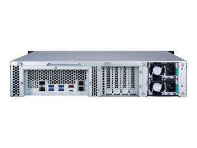 QNAP TS-877XU-RP - NAS-Server - 0 GB