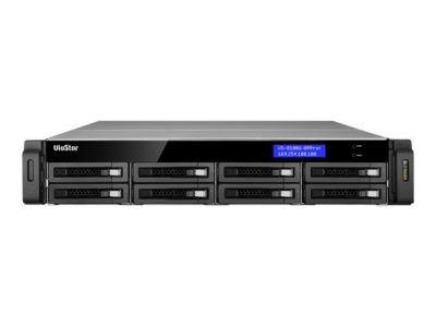 QNAP VioStor VS-8140U-RP Pro+ - standalone NVR - 40 Kanäle