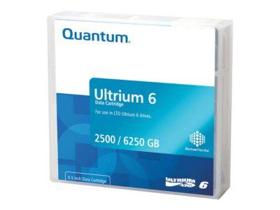 Quantum - LTO Ultrium 6 x 1 - 2.5 TB - Speichermedium