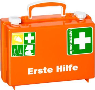 Quick - eerste hulp volgens DIN 13 157 (volgens de Duitse normen)