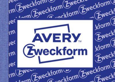 Quittung Avery 1250 A6