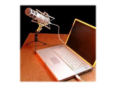 RØDE Podcaster - Mikrofon