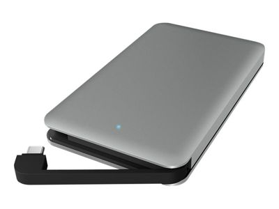 RaidSonic ICY BOX IB-246-C3 - Speichergehäuse - SATA 6Gb/s - USB-C