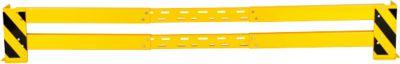 Rammschutz-Planken mit Rammschutzecken, 2030-3000 mm