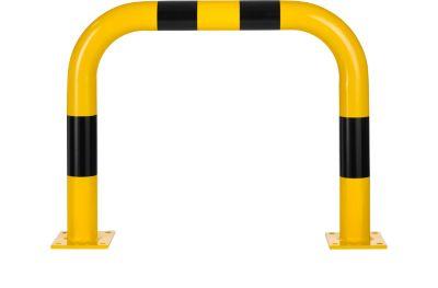Rammschutzbügel, für außen, H 600 x B 750 mm