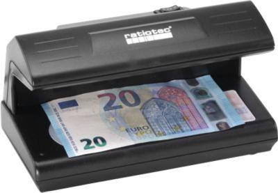 ratiotec®  UV bankbiljettentester Soldi 120, stuk