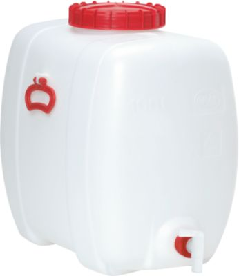 Raumspartank 100 l, oval