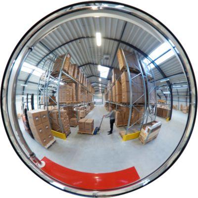 Raumspiegel, rund, 2 kg, ø 600 x 130 mm