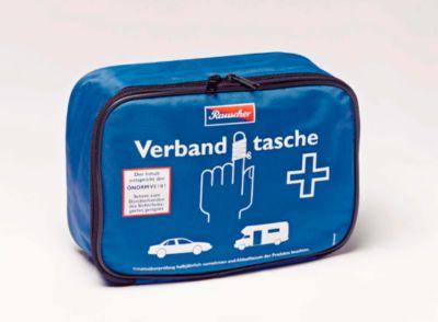 Rauscher Verbandtasche ÖNORM V5 101, blau