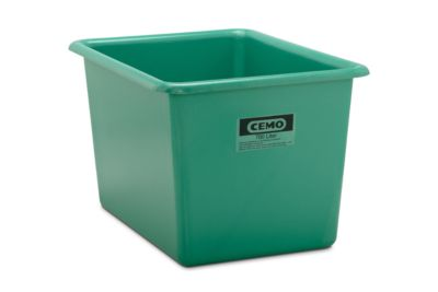 Rechteckbehälter Standard, GFK, 700 l, grün