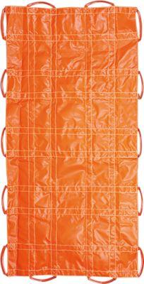 Reddingsblad XXL, tot 300 kg draagvermogen, 14 handgrepen, polyester stof met hoge sterkte, 14 handgrepen