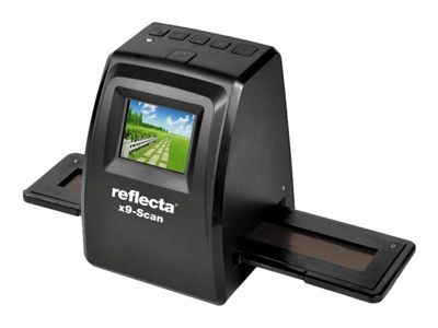 Reflecta x9-Scan - Filmscanner (35 mm) - Desktop-Gerät - USB 2.0