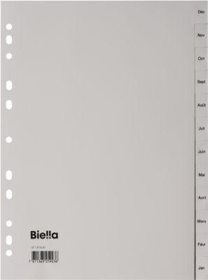 Register, Biella, Dec.-Jan., französisch