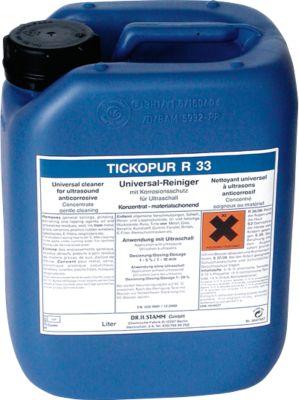 Reinigingsconcentraat TICKOPUR R 33, 5 liter TICKOPUR R 33, 5 liter