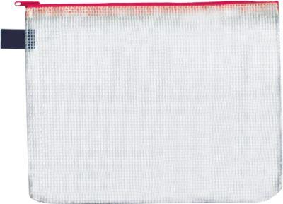Reißverschluss-Sammelbeutel, DIN B6, 10 Stück