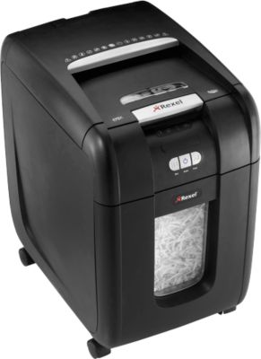 Rexel Papiervernietiger Auto+ 200X, snippers 4 x 40 mm, P 4