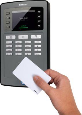 RFID-Ausweis als Kartenformat SAFESCAN RF-100, 25 Stück